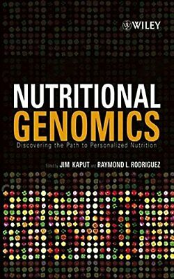 Nutritional Genomics: Discovering the Path to Personalized Nutr... Hardback Book