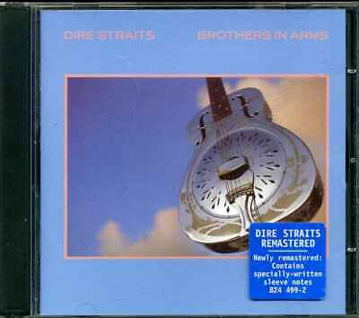 CD: Dire Straits: Brothers In Arms, Vertigo 824 499-2 remastered