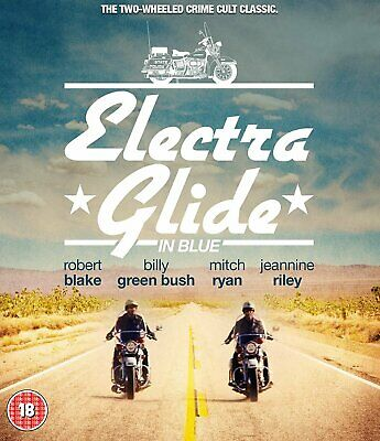Electra Glide in Blue    (Blu Ray)     Brand New & Sealed