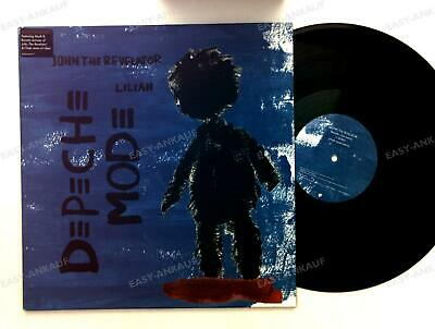 Depeche Mode - John The Revelator / Lilian Europe Maxi 2006 '