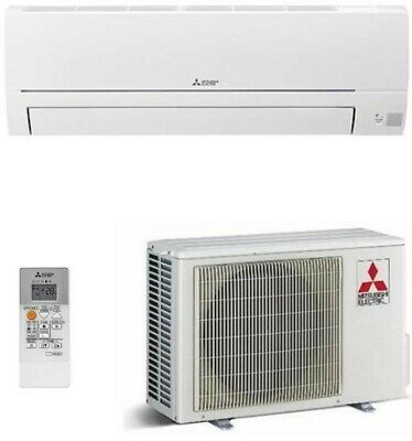 Mitsubishi Electric Air Conditioning Wall Mount 2.5Kw/9000Btu R32 A+ MSZ-HR25VF