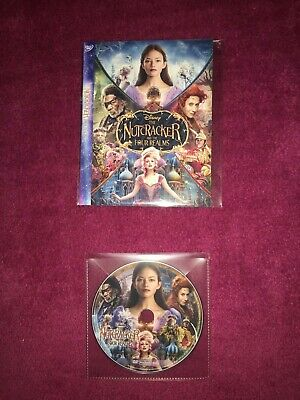 The Nutcracker And The Four Realms DVD