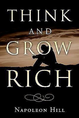 Think and Grow Rich by Napoleon Hill (2010, Paperback)