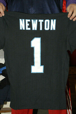 new product 7744c 61a26 CAM NEWTON JERSEY Shirt Auburn Tigers New War Eagle Panthers ...