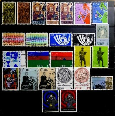Ireland: 1970'S Stamp Collection Sets