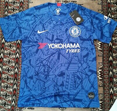 Chelsea Home Shirt 2019/20 Small to Large