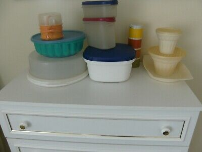 Variety Of Tupperware Items - Postage Combined For Multiple Purchases