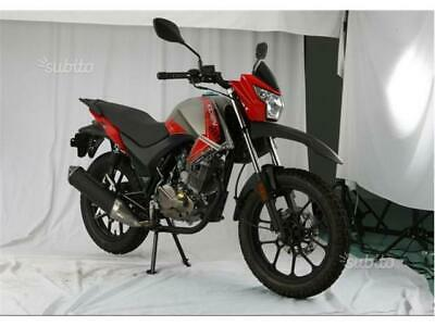 New crossover zontes 125cc 2018