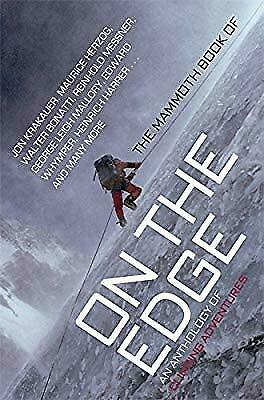 The Mammoth Book of On The Edge (Mammoth Books), Lewis, Jon E., Used; Good Book