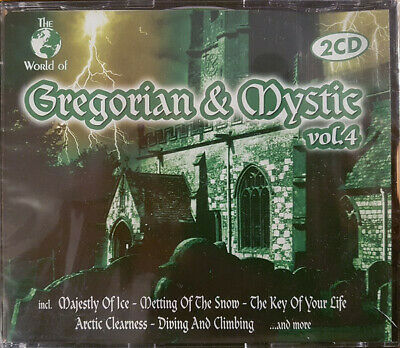 2xCD The World Of Gregorian & Mystic Vol. 4 Various NEW OVP ZYX Music
