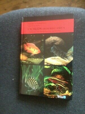 CICHLIDS FROM WEST AFRICA by TETRA BOOKS