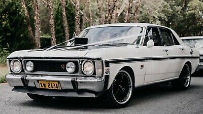 ford 1969 xw