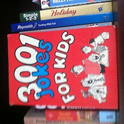 3001 Jokes for Kids by , Acceptable Used Book (Paperback) FREE & FAST Delivery!