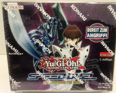 Yugioh Speed Duel - Attack from the Deep Display deutsch, OVP!