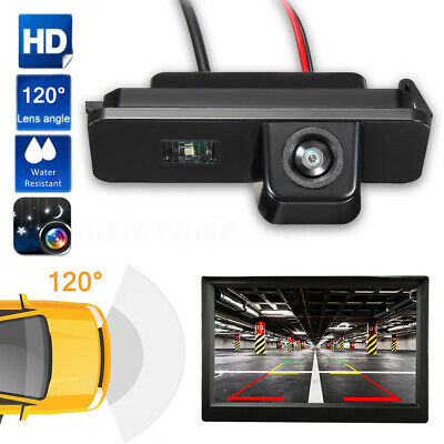 Reverse View Camera For VW Golf MK4 MK5 MK6 Passat Bora Leon Polo Skoda superb