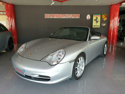 Porsche 911 996 Carrera 4 cat Cabriolet Tiptronic full opt.