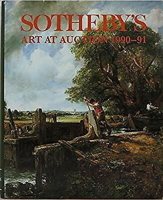 Sothebys Art at Auction 1990-91, , Used; Good Book