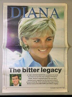 Princess Diana Newspaper Excerpts