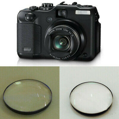 High Quality Camera Front Lens Glass Optical Element For Canon G10 G11 G12