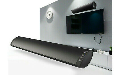 Barra cassa TV 20W wireless bluetooth TF USB AUX subwoofer HiFi soundbar BS-41