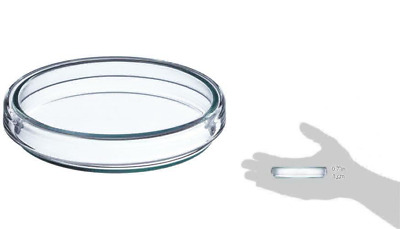 Neolab Electric 2132 Petri Dishes Anumbra 80 mm x 15 (Pack of 5)