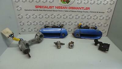 Nissan 100Nx 91-95 Lock Set Ignition
