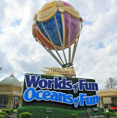 Worlds Of Fun Tickets $37   A Promo Discount Tool