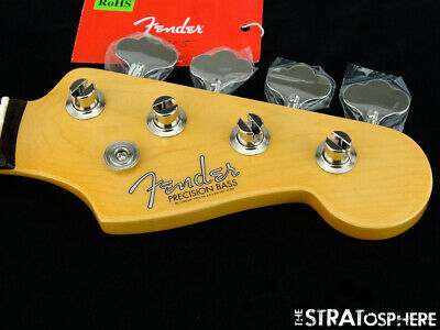 Fender American Original 60s Precision P Bass NECK + TUNERS USA  Rosewood  Nitro