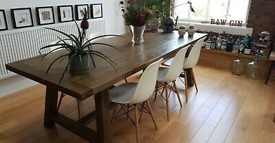 Lona Extra Large Dining Table from MADE