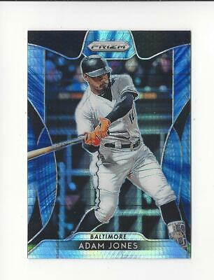 2019 Prizm Baseball Blue Hyper Prizms Refractor Singles - You Choose