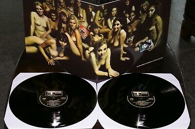 The Jimi Hendrix Experience – Electric Ladyland Track Record. near mint