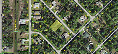 Gulf Cove,Englewood,Port Charlotte,Charlotte County,Florida land, Prime Lot !!!!