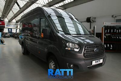 Ford Transit 350 tr.post. 2.0 130cv Jumbo Entry L4H3 E6