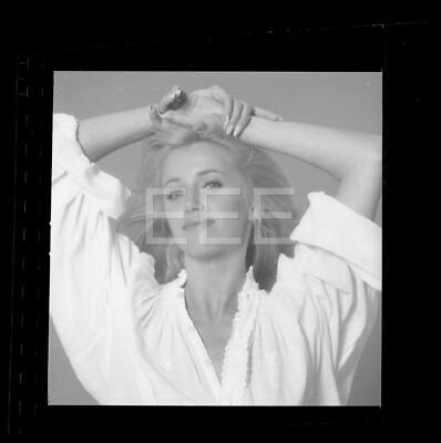 Suzanne Somers Harry Langdon Negative w/rights 692B