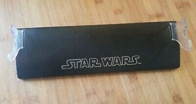 2005 Master Replicas Star Wars Force FX Lightsaber Stand