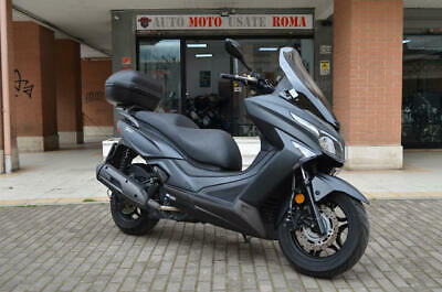 Kymco x-town 125i abs unipro euro4 - 2018 - rate permute