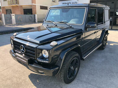 Mercedes-benz g 350 bluetec full optional cerchio amg+webasto