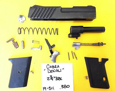 COBRA DENALI 380 ACP Trigger Assembly, Cam, Safety Switch and