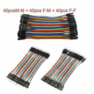 Male To Male Female To Female 10cm Ribbon Cable Dupont Line Jumper Wire Arduino