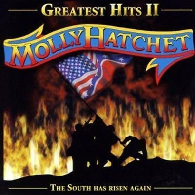 Molly Hatchet : Greatest Hits Ii CD Value Guaranteed from eBay's biggest seller!
