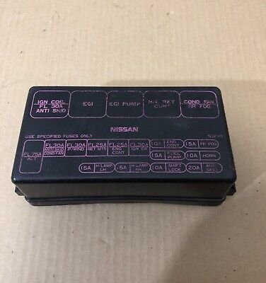 95 nissan 240sx engine fuse box cover catalogue of schemas 90-93 integra fuse box 91 nissan 240sx electrical fuses box #12