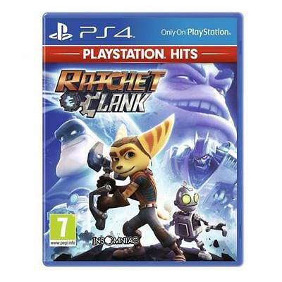 Ratchet And Clank PS4 - Gioco per Sony PLAYSTATION 4 PLAYSTATION Hits Nuovo