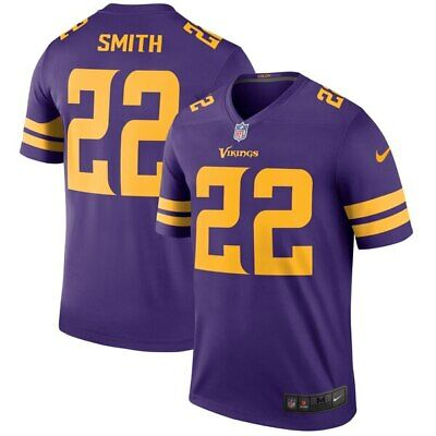 Top NEW! HARRISON SMITH Minnesota Vikings #22 Nike On Field Jersey Mens  for cheap