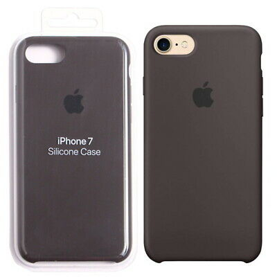 Authentique Apple Silicone Étui pour IPHONE 7 Cooa MMX22ZM/A