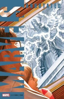 Marvel Annotated #3 (of 4) Comic Book 2019 - Marvel