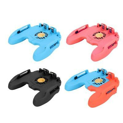 Mobile Phone Game Controller Joystick Cooling Fan PUBG Gamepad for IOS/Android