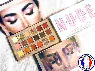 HUDA-BEAUTY-The-New-Nude-palette-fard-a-paupiere-expedition-le-jour méme FRANCE