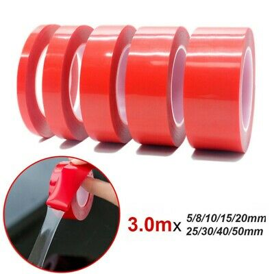 Double-sided Grip-Tape Traceless Washable Adhesive Tape Nano Invisible Gel