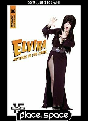Elvira: Mistress Of The Dark #6D - Photo (Wk24)