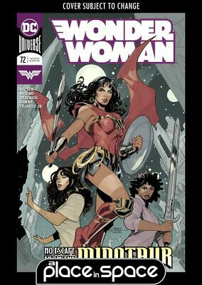 Wonder Woman, Vol. 5 #72A (Wk24)